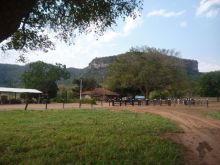 Belíssima fazenda em Rochedo