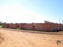 Esquina - excelente com projeto e início de 5 casas