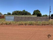 Terreno de esquina murado