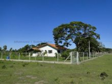 Fazenda com 6326 hectares na beira do aterro