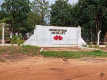 Linda chácara no bairro Chácara das Mansões