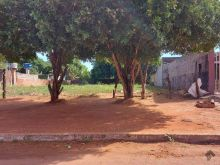 Terreno na Vila Camisão no asfalto