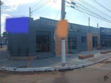 Salão comercial na avenida