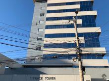 Duplex terrace tower
