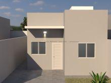 Casa nova com excelente localização