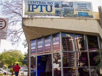 Prefeitura de Campo Grande sorteará 24 prêmios no IPTU 2020